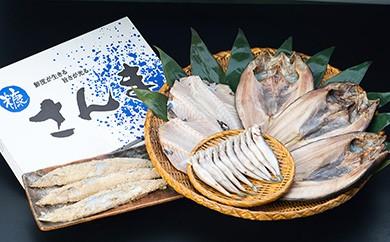 [Ka404-C018]【お魚詰合せ!】ししゃもメス×10尾&ツボダイ×2枚&しまホッケ×3枚&糠さんま1箱(20尾)