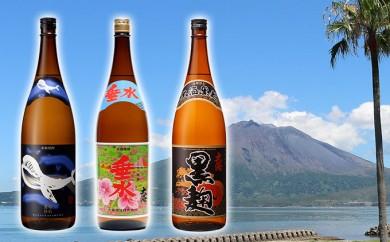 B2-2506/大海酒造 1800ml 3本 Bセット