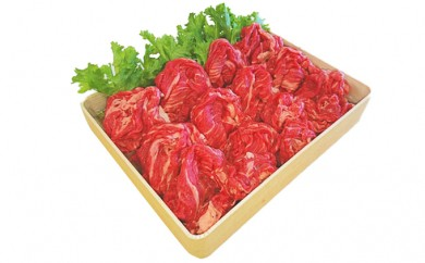 [№5745-0540]特選国産牛切り落とし肉(J-3)