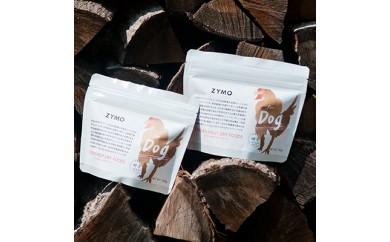<ペットフード>米麹配合 大山鶏を使用した無添加・無着色の国産ドライフード2袋セット【1007678】