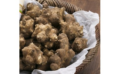 【数量限定 予約受付中】 口内町産土つき菊芋約2kg