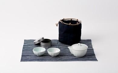有田焼/KIHARA/旅持ち茶器