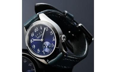 020-014 <腕時計>SPQR Ventuno ss(ネイビー)