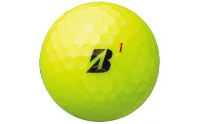 【36003】ブリヂストンゴルフボール TOUR B X 黄 3ダース