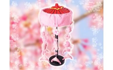NK11 傘福 紅花染め (寄附金額160,000円)