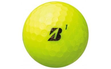 【36001】ブリヂストンゴルフボール TOUR B XS 黄 3ダース