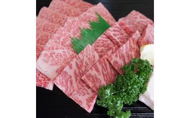 <国産黒毛和牛>焼肉セット570g【1025021】