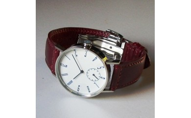 060-007 <腕時計>SPQR arita ism small second leather band