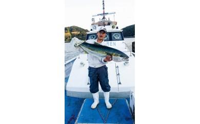 063-01遊漁船1日チャーター  69,900pt