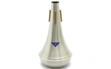 [№5786-1374]Straight Aluminum/ストレート (ミュート) - バストロンボーン用 STBT-AL