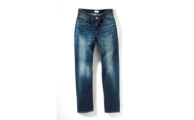 BL09 《34インチ:86.0cm》メンズストレッチジーンズ(ナチュラル加工のブルー)