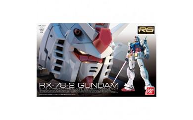 バンダイのプラモデル(RG RX-78-2 ガンダム)(e-21-001)【1003307】