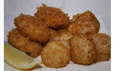 ホタテ・牡蠣ミックスフライセット(A281)