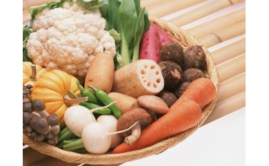 AC-8.【奈良の豊かさあふれるごちそう】 大和情熱野菜 玉手箱