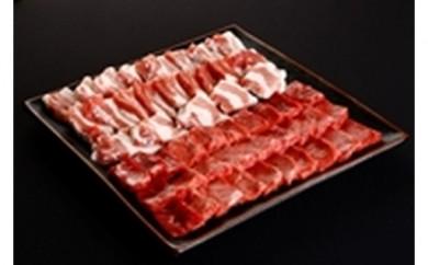 B-6 うぶやま牛&豚焼肉セット