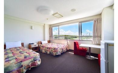 Y023 ホテルサウスアイランド    宿泊 クーポン(3000点)【40pt】