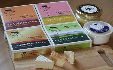 【c2-1】 十勝野フロマージュ チーズセットB