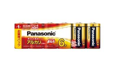 アルカリ乾電池単1(6本×5パック)30本