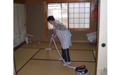 No.037 家事サービス利用券(家の掃除・買い物)
