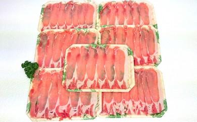 [№5651-0406]里見和豚極上ロース肉(すき焼・鍋・焼肉用)1kgUP