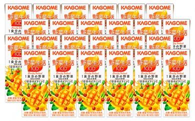 [№5821-0013]野菜生活フルーティーサラダ(24本入)
