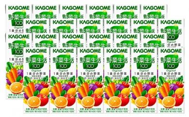 [№5821-0010]野菜生活オリジナル(24本入り)
