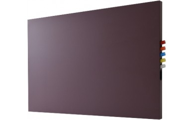 G112 フレームレスカラーボード METAPHYS safro 900×600 テラコッタレッド