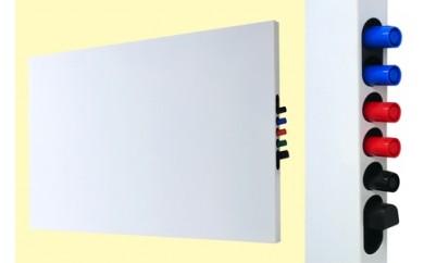 F102 フレームレスホワイトボード METAPYHS safro 900×600