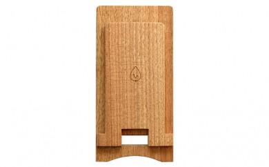 [№5786-1763]iPad stand(くるみ)