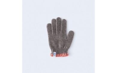 [№4631-1190]日本一の手袋産地発!tet.(テト)のハマグリキッズ手袋