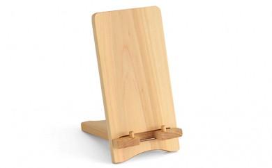 [№5786-1760]iPad stand(ひのき)