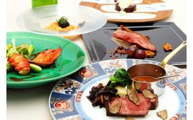 DS03 渋谷の閑静な住宅街にあるチャペル付きの隠れ家レストラン「アンジェパティオ」 ペアディナー食事券    ~CASTELLO カステッロ~ 【40,000pt】