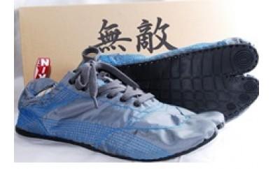 [№5856-7020]1077ランニング足袋 KINEYA MUTEKI(MENS)グレー25.5cm