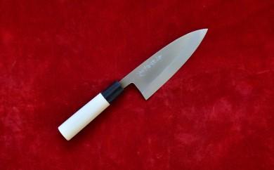 50-MM-12 ヤスキハガネ製 和包丁 出刃5寸