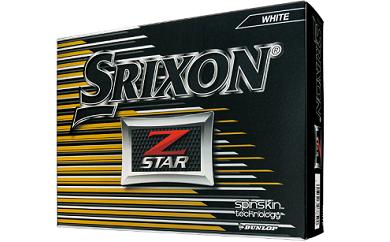 【39003】スリクソン NEW Z-STAR ゴルフボール 3ダース