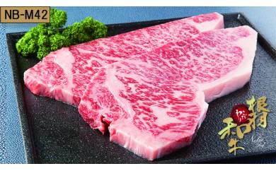 【NB-M42】根羽こだわり和牛 サーロインステーキ 15枚(2.7kg)