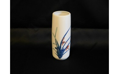 H316伊万里鍋島焼小花瓶(泰仙窯)