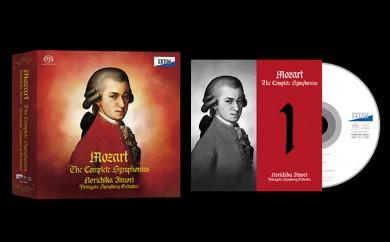 [№5805-1581]山形交響楽団 モーツァルト交響曲全集