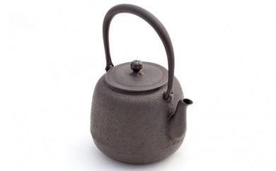 [№5805-1204]鉄瓶 なつめ