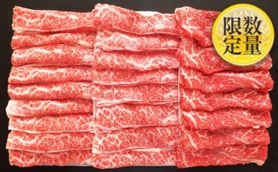 [№5805-1693]高橋畜産 山形牛スライスセット(2種)1kg
