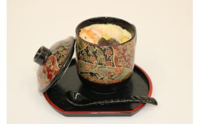【クレジット限定】58.名古屋コーチン茶碗蒸し