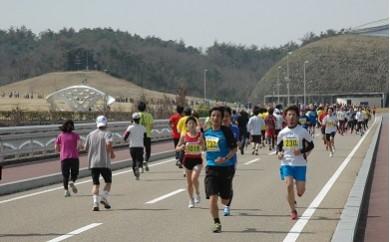 A-128  みっきぃふれあいマラソン出場権