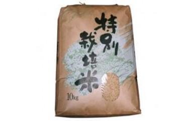 A052【平成29年産】特別栽培米・九州のこだわり米「にこまる」玄米10kg (ID:1007686)