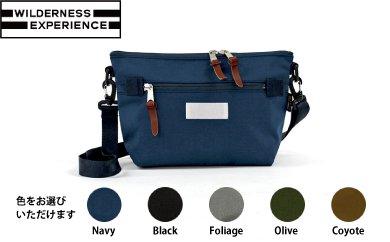 C-18 Wilderness Experience(ウィルダネス エクスペリエンス)Leed Shoulder Bag(リードショルダーバッグ)