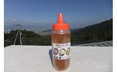 天然はちみつ(百花蜜)ボトル