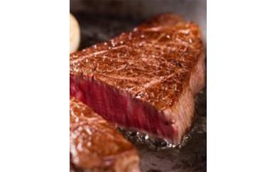 【C053】ほさか牛 ロースステーキ 500g