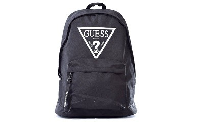 GUESS(ゲス)ナイロンバックパック【ブラック】_0Y08