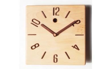 30-P8 掛け時計 ブナ