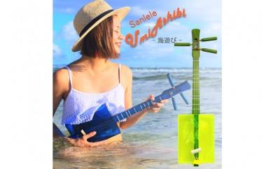 サンレレ 海遊び Sanlele Umi Ashibi【グリーン・うみがめ】