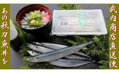 CA-71003 本場の味をご自宅で!秋刀魚丼セット[411546]